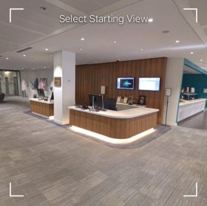 Select Starting View