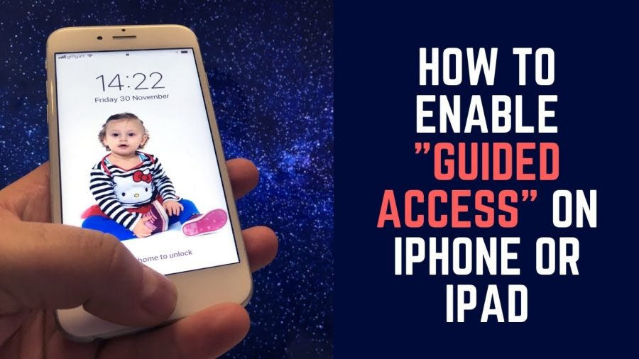 """How to enable """"guided access"""" on iPhone or iPad"""
