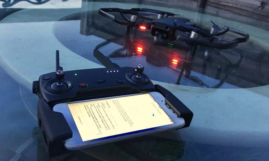 DJI Mavic Air firmware update