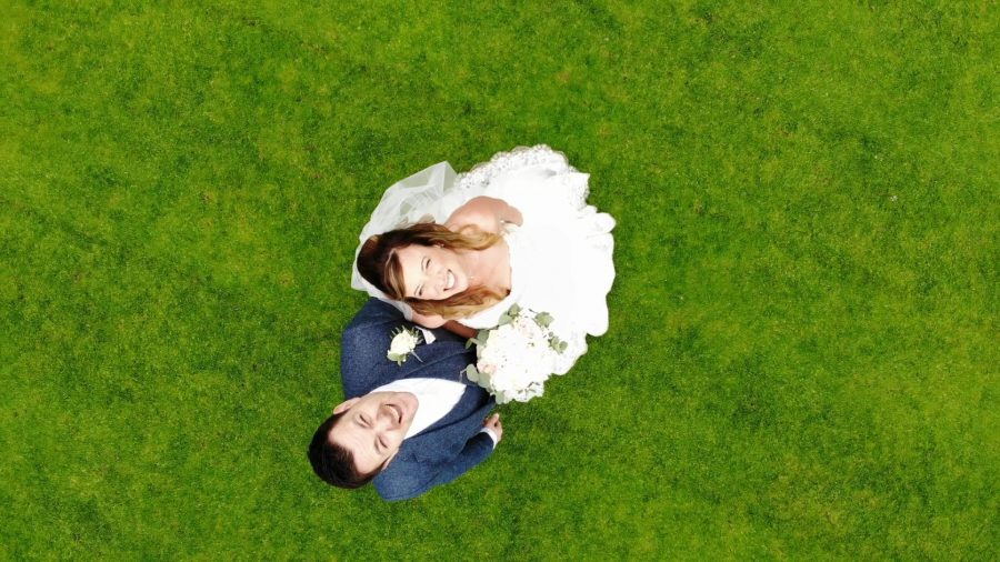 Candice and Chris's Wedding at Le Talbooth