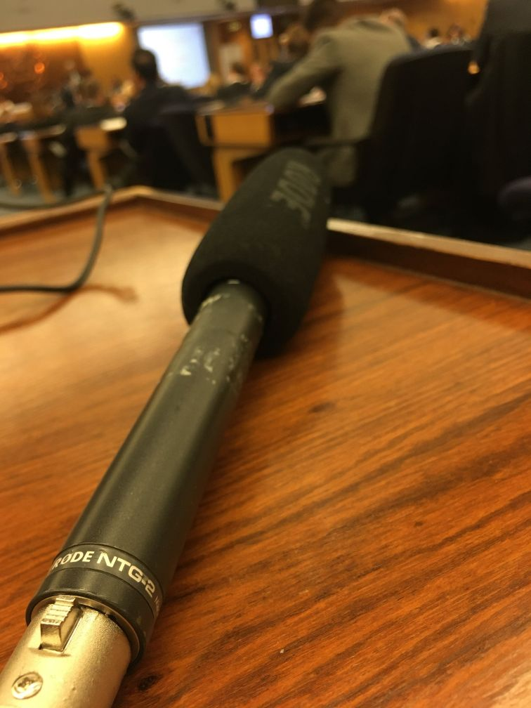 RODE NTG2 SHORT SHOTGUN MICROPHONE